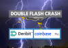 Double Flash Crash: Deribit Reimburses $1.3M, Coinbase Remains Silent