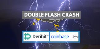 Double Flash Crash: Deribit Reimburses $1.3M, Coinbase Remains Silent