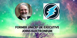 Electroneum has a new team member