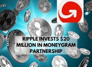 Ripple Invests $20 Million in MoneyGram