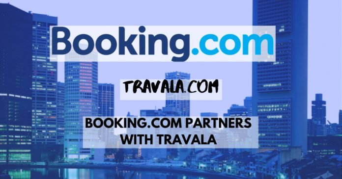 Travala Partners with Booking.com