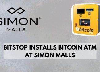 Bitcoin ATM at Simon Malls