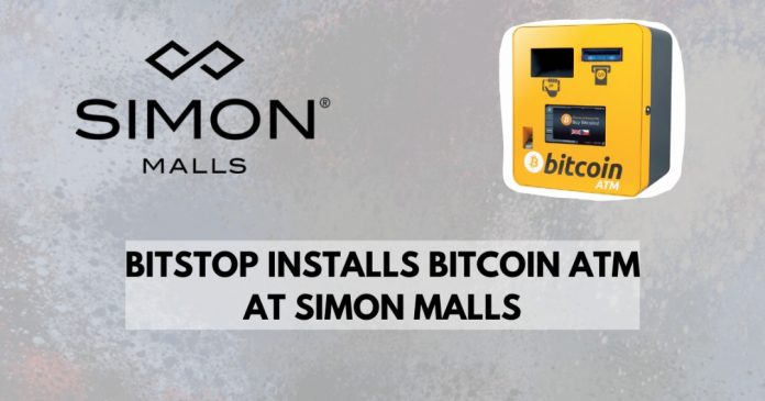 Bitcoin ATM at Simon Malls