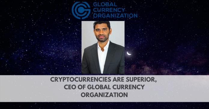 Cryptocurrencies are Superior.