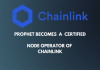 Chainlink Adds Prophet Note Operator