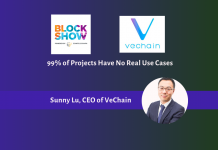 Crypto Price: 99% of Projects Have No Real Value, Says Sunny Lu