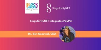 PayPal is the New Payment Partner For SingularityNET