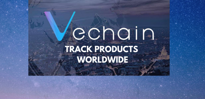 VeChain Launches Foodgates for Goods Tracking