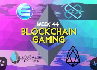 Blockchain Gaming Updates Week 44