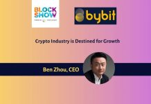 Crypto Industry is Destined for Growth, says Bybit CEO Ben Zhou