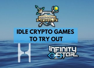 crypto games to try out