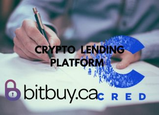 Bitbuy and Cred Launch Crypto Lending Platform