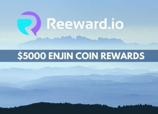 Reeward.io Bounty is Launching. $5000 is Up for Grabs