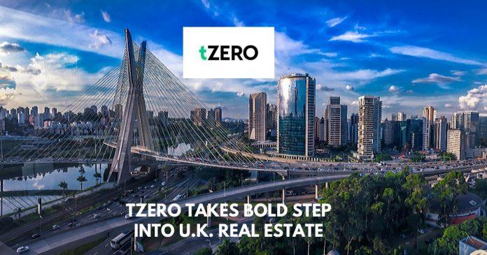 tZERO Takes Bold Step into U.K. Real Estate