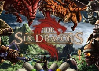 The Six Dragons: Never Seen Before Blockchain Crafting
