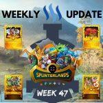 Full Steem Ahead with Splinterlands: Week 47