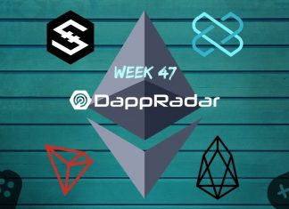 Dapp Data with DappRadar Week 47