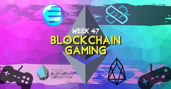 Blockchain Gaming Updates Week 47