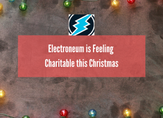Electroneum is Feeling Charitable this Christmas