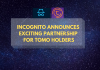 Incognito Announces Exciting Partnership for TOMO Holders