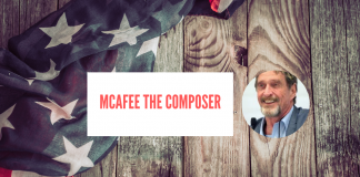 McAfee the composer