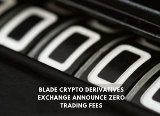 BLADE Crypto Derivatives Exchange Announce Zero Trading Fees