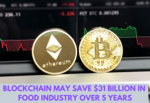 Blockchain Can Re-shape Food Industry