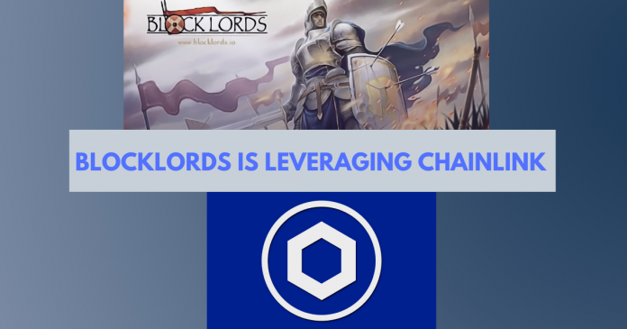 Blocklords Will Work with Chainlink
