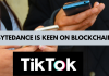 blockchain and tiktok