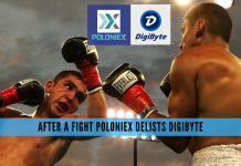 Poloniex delists DigiByte