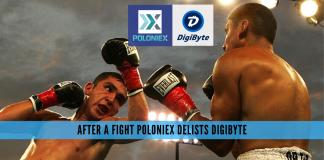 Poloniex delists DigiByte