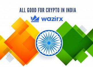 Cryptoccurency WazirX CEO and Binance