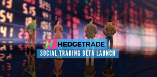 HedgeTrade Cryptocurrency Social trading