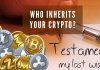 Cryptocurrency Inheritance