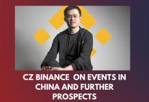 Changpeng Zhao on China