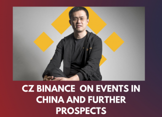 Changpeng Zhao on China