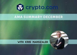 Crypto.com AMA Summary: A look into the new year