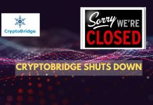 CryptoBridge Closes Shop, Cites Regulatory Uncertainty