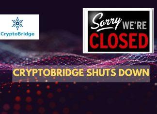 CryptoBridge Closes Shop, Cites Regulatory Uncertainty