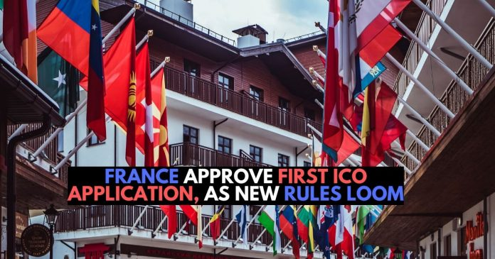 France Approves First ICO Application