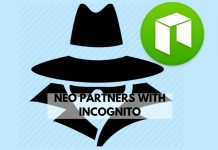 NEO Partners With Incognito