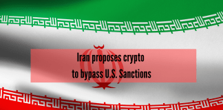 Iran proposes crypto to bypass U.S. Sanctions