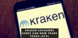 Kraken Exchange Users Can Now Trade Tezos (XTZ)