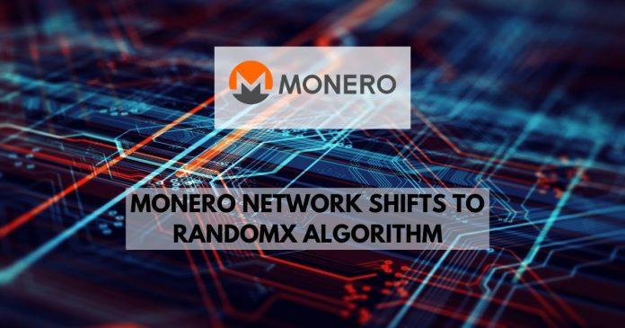 Monero Finally Switches to RandomX Algorithm