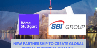 SBI Group Partners Boerse