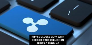 Ripple Closes 2019 with Record $200 Million in Series C Funding