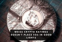 Weiss Crypto Ratings Doesn't Place EOS in Good Lights