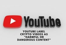 """YouTube Label Crypto Videos as """"Harmful or Dangerous Content"""""""