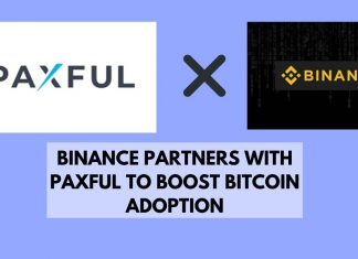 Binance Partners with Paxful to Boost Bitcoin Adoption