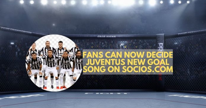 Juventus Fans Can Now Vote the Club's Goal Song